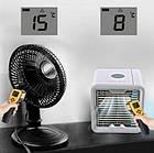 Портативный охладитель воздуха Arctic Rovus Мини кондиционер и увлажнитель, фото 8