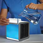 Портативный охладитель воздуха Arctic Rovus Мини кондиционер и увлажнитель, фото 10