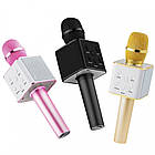 Беспроводной микрофон-караоке Q7 MS, фото 7