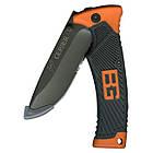 Туристический складной нож Gerber Bear Grylls Folding Sheath Knife , фото 3