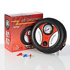 Автомобильный компрессор колесо Air Compressor 260pi (red), фото 3