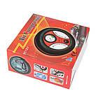 Автомобильный компрессор колесо Air Compressor 260pi (red), фото 5
