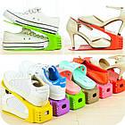 Подставка для обуви SHOES HOLDER   double shoe racks, фото 8