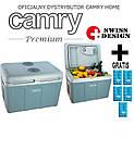 Автомобильный холодильник электрический CAMRY CR8061 45L | автохолодильник от прикуривателя Кемри, фото 3