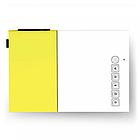 Проектор портативный мультимедийный с динамиком Led Projector YG300, фото 7