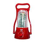 Аккумуляторный светодиодный фонарь лампа для кемпинга YJ 5827 | кемпинговый фонарик, фото 7
