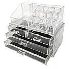 Акриловый органайзер для косметики Cosmetic Storage Box, фото 5
