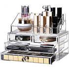 Акриловый органайзер для косметики Cosmetic Storage Box, фото 6