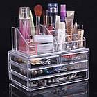 Акриловый органайзер для косметики Cosmetic Storage Box, фото 9
