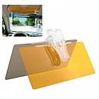 Антибликовый солнцезащитный козырек для автомобиля HD Vision Visor Clear View!, фото 2