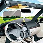 Антибликовый солнцезащитный козырек для автомобиля HD Vision Visor Clear View!, фото 3