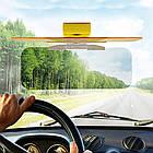 Антибликовый солнцезащитный козырек для автомобиля HD Vision Visor Clear View!, фото 6