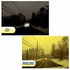 Антибликовый солнцезащитный козырек для автомобиля HD Vision Visor Clear View!, фото 7