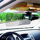 Антибликовый солнцезащитный козырек для автомобиля HD Vision Visor Clear View!, фото 8
