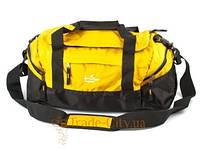 Сумка спортивно-дорожная ONEPOLAR (ВАНПОЛАР) W2023-yellow