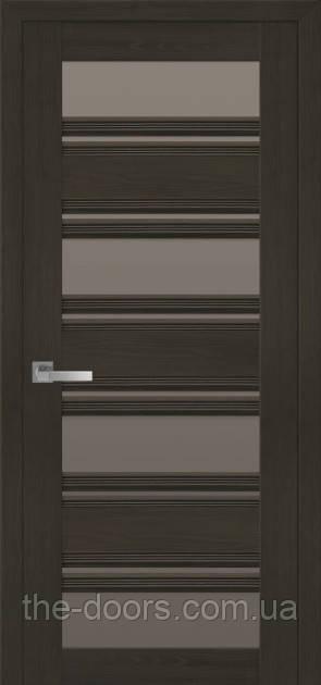 Дверное полотно Венеция С2 стекло
