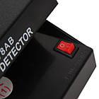 Ультрафиолетовый УФ детектор подлинности банкнот валют UKC 118AB Battery, фото 4