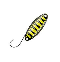 Блесна Nomura ISEI Spoon Trout Area Special 2.3гр  32мм Tiger Yellow