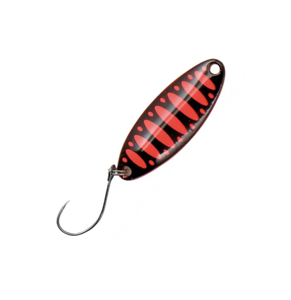 Блешня Nomura ISEI Spoon Trout Area Special 2.3 гр 32мм Tiger Red