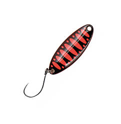 Блесна Nomura ISEI Spoon Trout Area Special 2.3гр  32мм Tiger Red