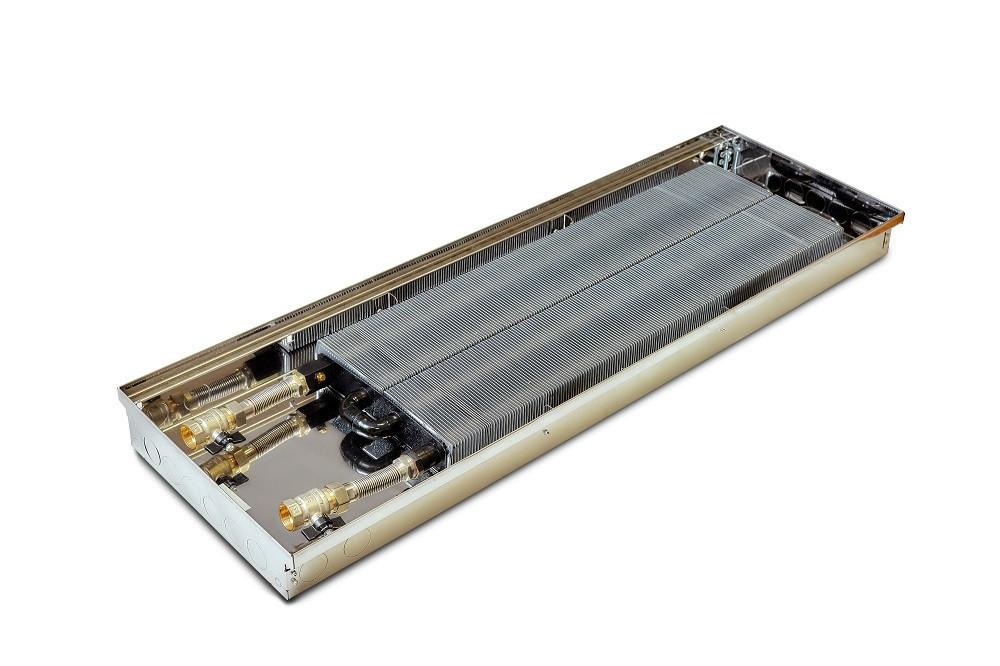 Внутрипольный конвектор без вентилятора TeploBrain SE mini 280 (B; L; H) 280.1250.75