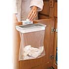 Мусорное ведро Attach-A-Trash | навесной держатель мешка для мусора, фото 8