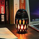 Беспроводная колонка Flame Atmosphere Speaker с пламенной подсветкой, фото 4