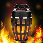 Беспроводная колонка Flame Atmosphere Speaker с пламенной подсветкой, фото 5