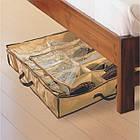 Компактный органайзер для хранения обуви Shoes under server | сумка для обуви, фото 9