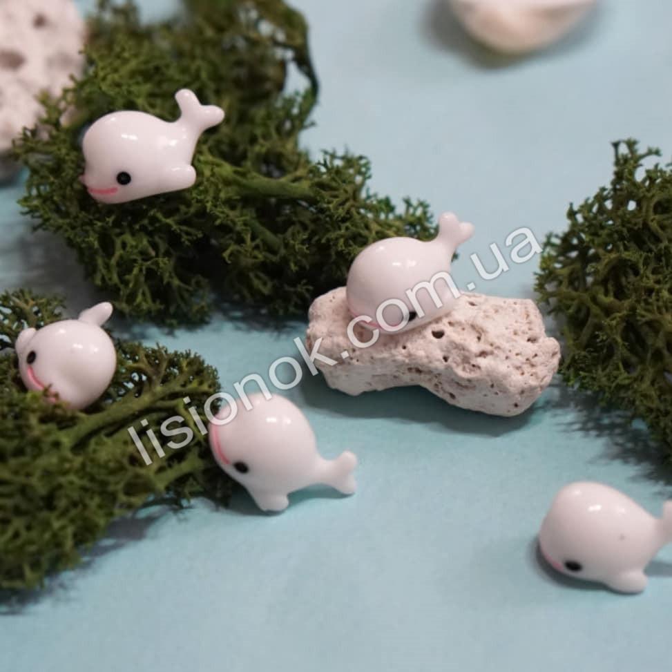 Шармики для слаймов киты (2 шт.) – для украшения слайма, slime charms, шарм в слайм