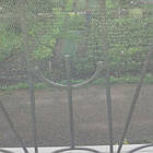 Москитная сетка на окно с лентой для крепления Unibob   белая мелкоячеистая антимоскитная сетка Юнибоб, фото 7