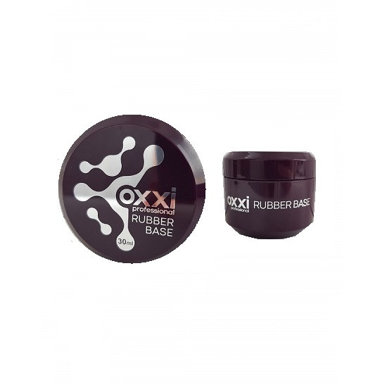 База каучуковая Grand Rubber Base Oxxi Professional (широкая), 30 мл
