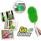 Вращающаяся электронная щетка от пыли Go Duster, фото 3