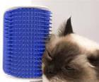 Интерактивная игрушка - чесалка для кошек Hagen Catit Senses 2.0 Self Groomer, фото 10