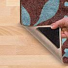 Держатель для ковров на липучках Ruggies | уголки - держатели для ковра, фото 10