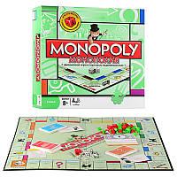 Настольная игра  Монополия / Monopoly / Гра Монополія 6123