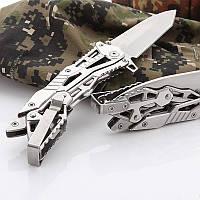 Портативный складной нож для кемпинга, охоты, рыбалки, туризма ОСТРАЯ ЗАТОЧКА, фото 1