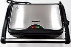 Гриль прижимной домашний Wimpex BBQ WX 1066 | тостер | сэндвичница | электрогриль | бутербродница , фото 2
