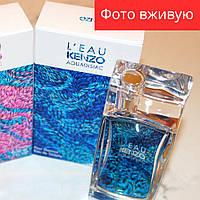 100 ml Kenzo L'eau Aquadisiac Pour Homme. Eau de Toilette | Кензо Ле Аквадизиак Пор Гоум 100 мл ЛИЦЕНЗИЯ ОАЭ