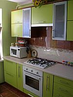 Кухня крашенная матовая. Кухня под заказ