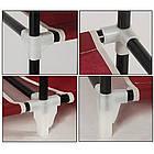 Тканевой шкаф органайзер для одежды Clothes Rail With Protective Cover №28109 | складной шкаф, фото 5