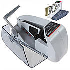 Счетная ручная машинка UKC V30 (работает от сети и от батареек) | машинка для счета денег | аппарат для счета , фото 6