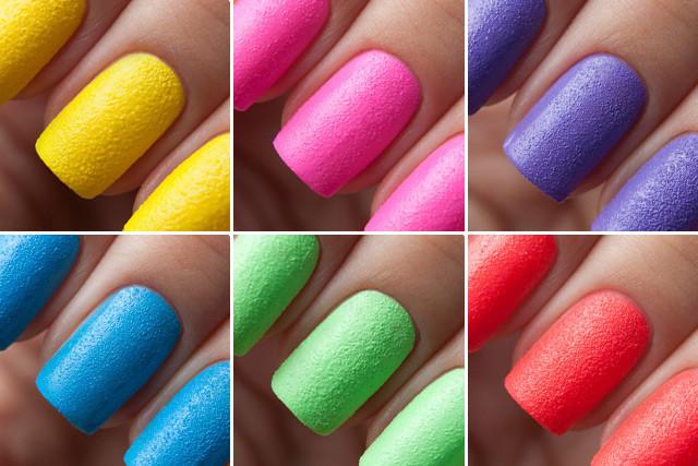 Лак краска для ногтей