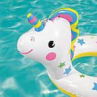Детский надувной круг Bestway 36128 «Единорог», 79 х 58 см | надувной круг для детей , фото 2