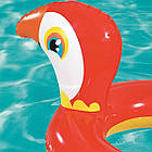 Детский надувной круг Bestway 36128 «Попугай», 84 х 76 см | надувной круг для детей , фото 2
