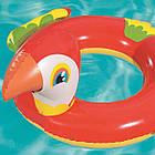 Детский надувной круг Bestway 36128 «Попугай», 84 х 76 см | надувной круг для детей , фото 3