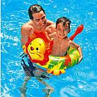 Детский надувной круг Intex 58221 «Львёнок», 72 х 66 см | надувной круг для детей , фото 2