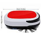 Моющий пылесос робот Zeof Robotic vacuum cleaner WY-502, пылесос для влажной и сухой уборки, фото 3