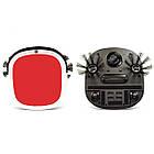 Моющий пылесос робот Zeof Robotic vacuum cleaner WY-502, пылесос для влажной и сухой уборки, фото 4