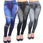 Джеггинсы Slim`N Lift jeggings Caresse Jeans СЕРЫЕ И СИНИЕ размеры S и другие S-XXXL, фото 7